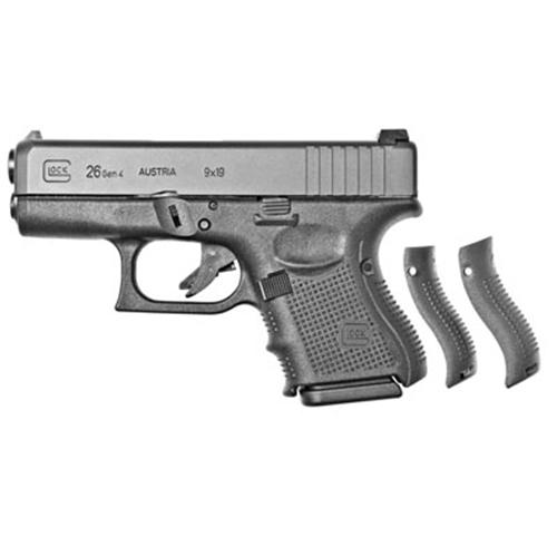 Glock 26 GEN 4 9MM Sub-Compact Pistol with 3 10-Round Magazines  3 46    Glock 26 Gen 4