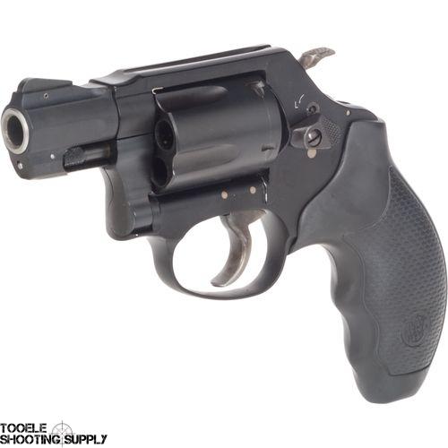 Smith & Wesson 360 .38 Special Revolver, Scandium Alloy