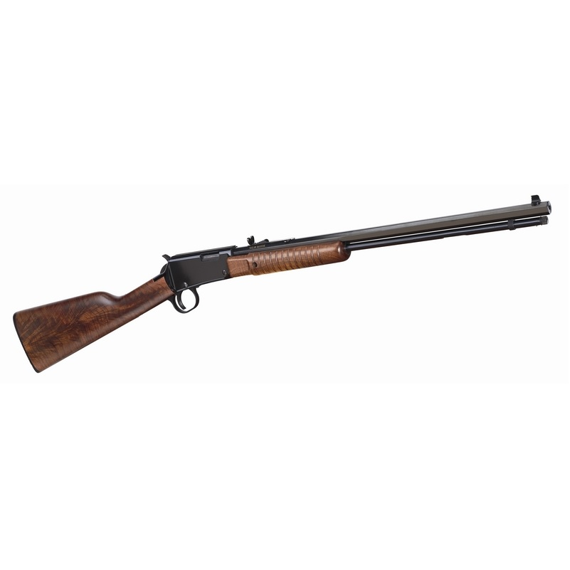 Henry H003TM Pump-Action .22 mag Rifle, 20 1/2 Inch ...