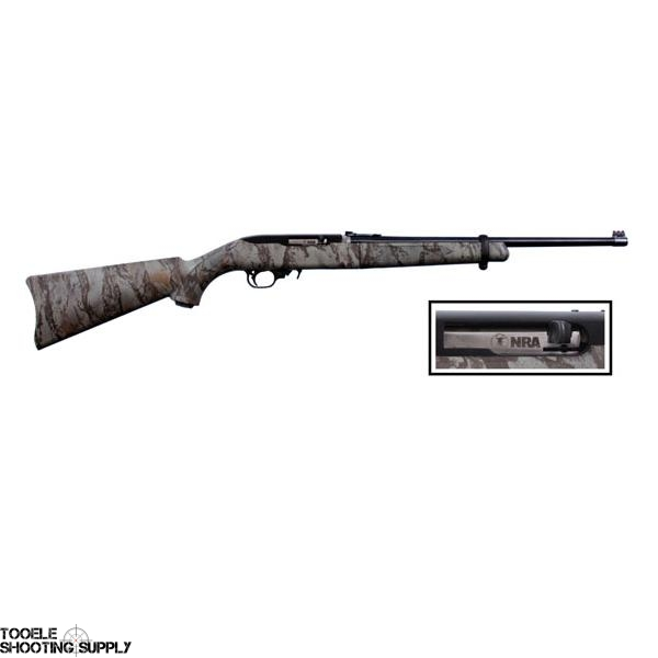 Ruger 10 22 Takedown 22lr Rifle Nra Special Edition With