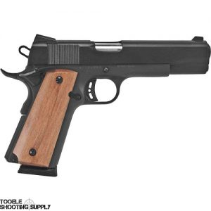 "Armscor/ Rock Island Arms 1911A1 Tactical .45 ACP Pistol, Parkerized Finish, 5"" Barrel, Skeletonized Hammer and Trigger - 51431"