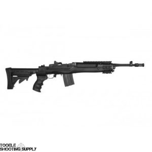 """Ruger Mini-14 Tactical Rifle, 223 Rem., 16 1/8"""" Threaded Barrel, ATI Folding/Collapsible Stock, Blue Finish, 20-Round, Ruger 5846"""