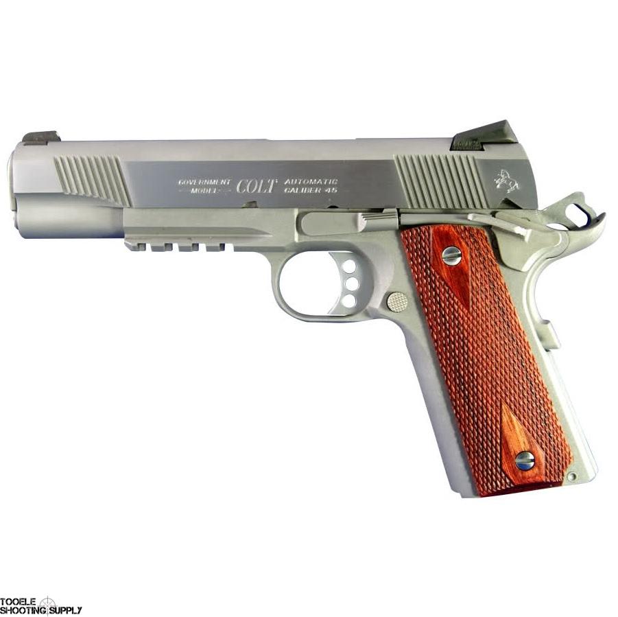 Colt 1911 Rail Gun  45 ACP, 5