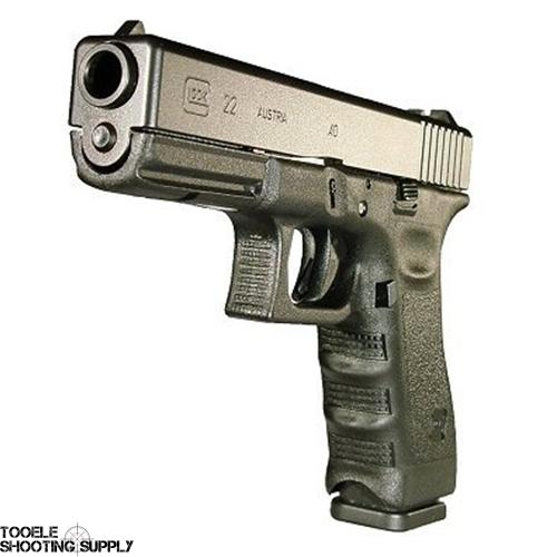 Glock 22 Gen 3 Pistol, .40 S&W, 4.49 inch Barrel, Polymer ...