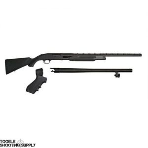"Mossberg 500 12 Gauge 3-in-1 Combo - with Butt Stock, Pistol Grip, 18.5"" & 28"" Barrels - Mossberg 51482"
