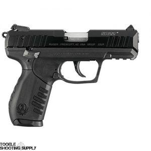 """Ruger SR22 .22LR Pistol, 10-round Magazine, 3.5"""" Barrel, Adjustable Rear Sights, DA/SA - Ruger 3600"""