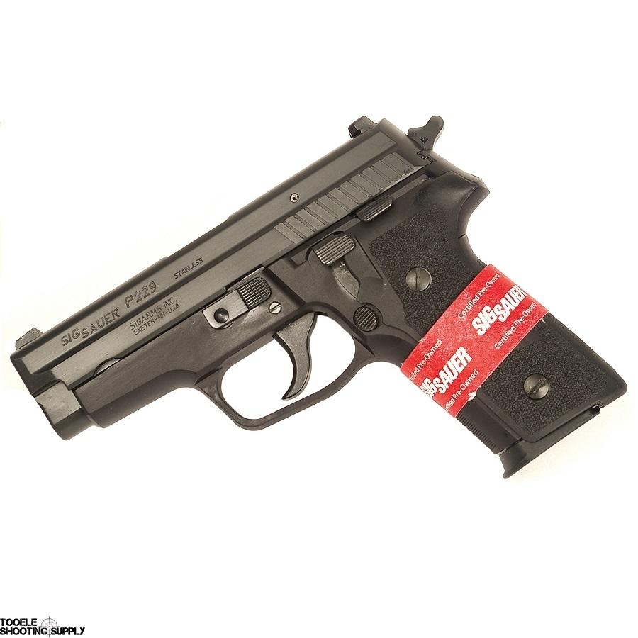 Sig Sauer P229 40 357 10rd Magazine: Sig Sauer P229 .40 S&W Pistol