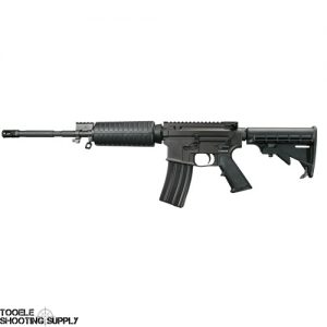 """Windham Weaponry SRC AR-15 Rifle with Carbon Fiber Upper and Lower Receiver, 16"""" Barrel, Optics Ready- Windham R16M4FTTCF1"""