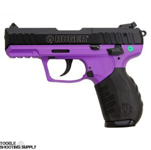 Ruger SR22 Lady Lilac Talo Exclusive .22LR Pistol with Purple Frame - Ruger 3606