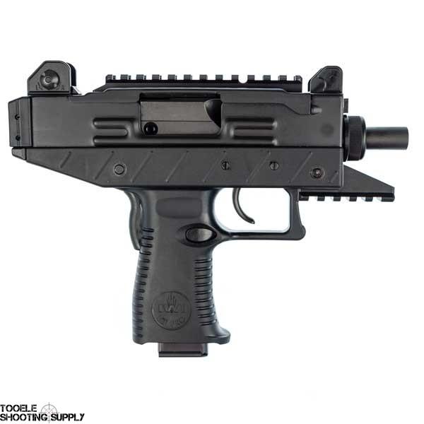 IWI USA UZI Pro Semi-auto 9mm Pistol, 4 5