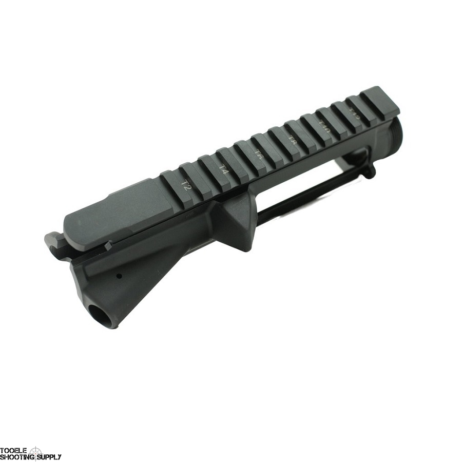 Anderson Manufacturing AR15-A3 T-Marked Stripped *Blemished* AR-15 Upper  Receiver, Black, Anderson AR15-A3-UPFOR-UM-T-BLEM