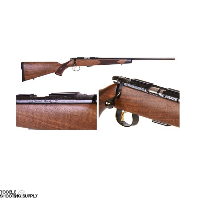CZ 452 Grand Finale Bolt-Action 22LR Rifle, 22