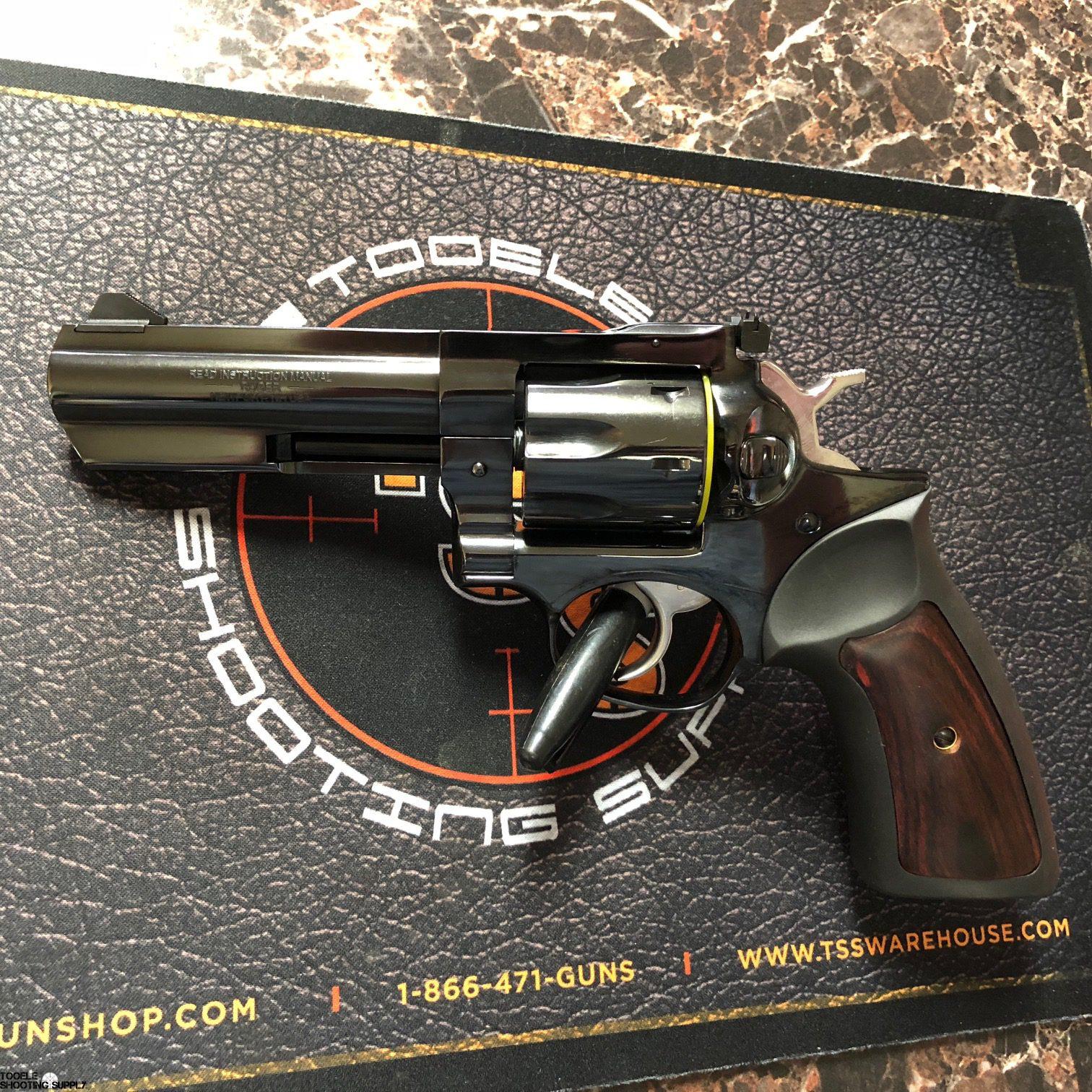 Ruger GP100  357 Mag Revolver, 4 2