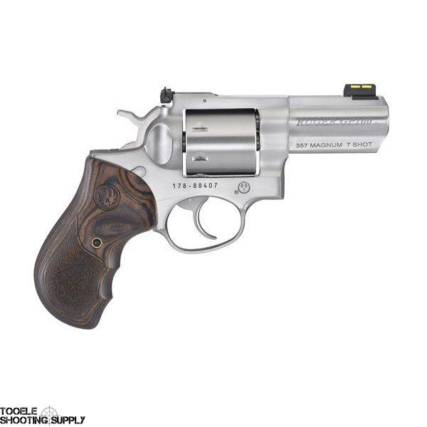 Ruger GP100  357 Mag Revolver, 3