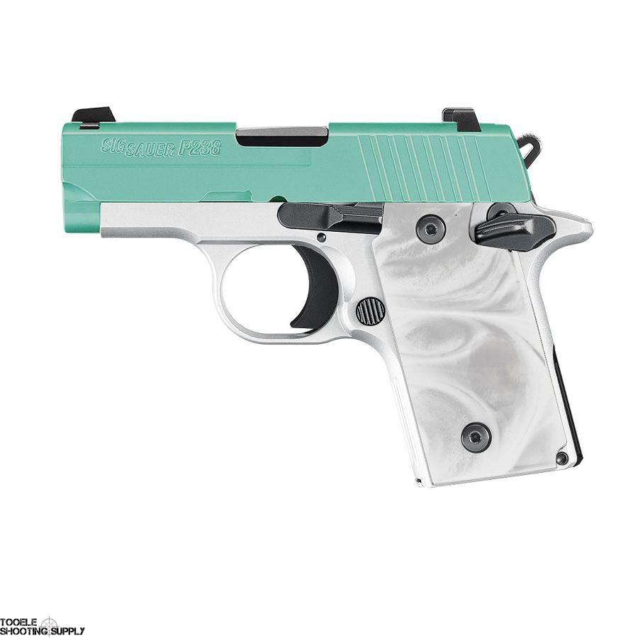 Sig Sauer P238  380 ACP Semi-Auto Pistol, 2 7