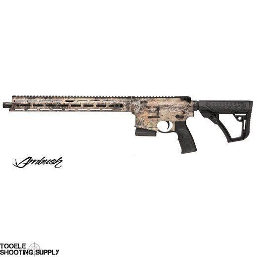 Daniel Defense DDM4 Ambush V7 AR-15 Rifle, 300 AAC Blackout, 16
